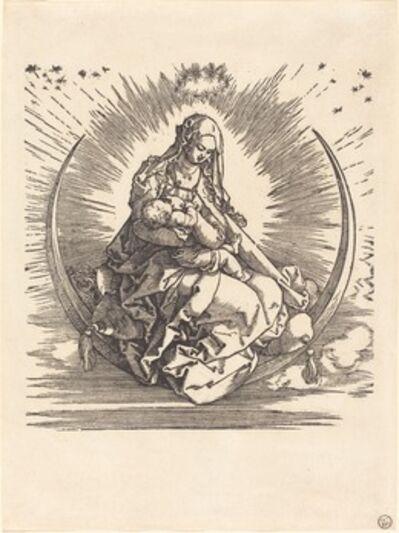 Albrecht Dürer, 'The Madonna on the Crescent', 1510/1511