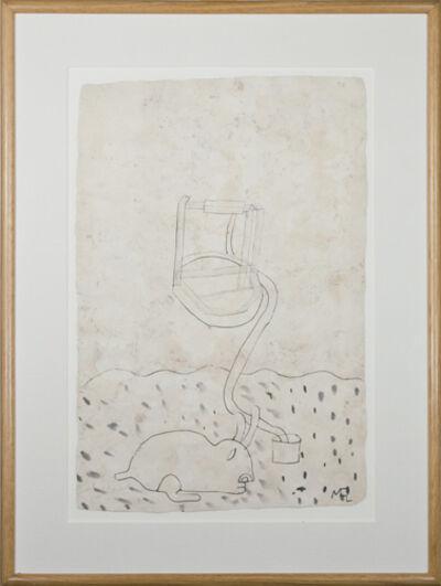 Miguel Castro Leñero, 'Ancient Desert Rabbit', 1991