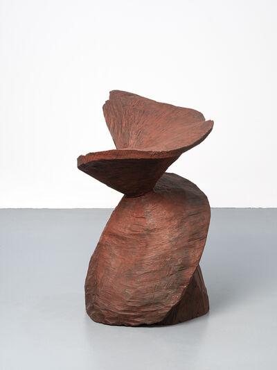 David Nash, 'Spiral', 2014