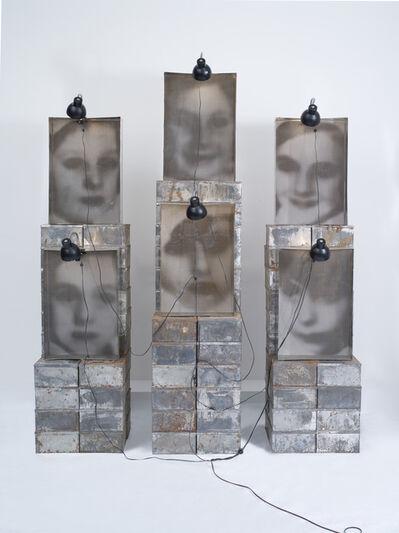 Christian Boltanski, 'Reliquaire', 1990