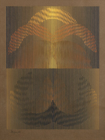 Eusebio Sempere, 'Sin título / Untitled', 1962