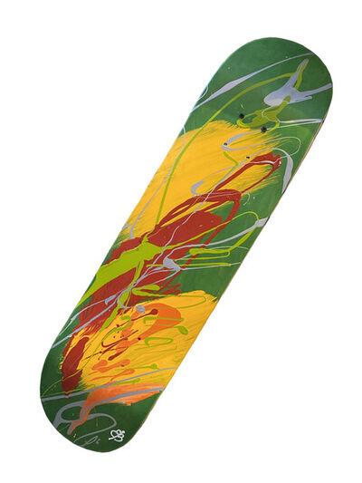 Elena Bulatova, 'Skateboard V', 2020