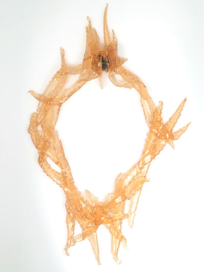 Gaetano Pesce, 'Amber, Necklace', 2015