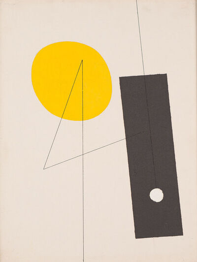 Charles Green Shaw, 'Untitled', 1940