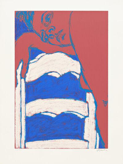 George Segal, 'Six Serigraphs (Six)', 1970