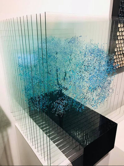 Ardan Özmenoğlu, 'Blue Tree III', 2019