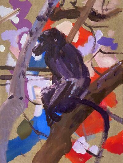 Jacco Olivier, 'Untitled 3 (Monkey)', 2020
