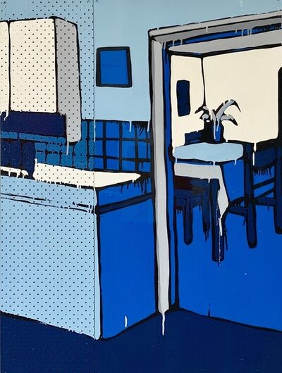 Jasper Knight, 'Kitchen Before Renovating', 2008