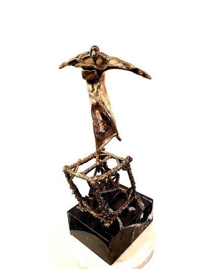Salvador Dalí, 'Salvador Dali - Flying - Original Bronze Sculpture', ca. 1970