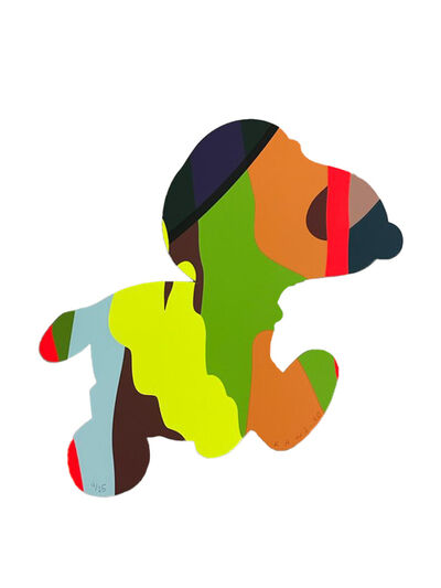 KAWS, 'Untitled (Snoopy)', 2021