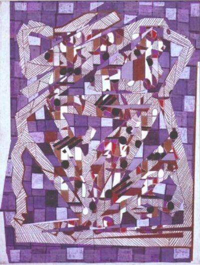 Myra Landau, 'Ritmo de opera', 1984