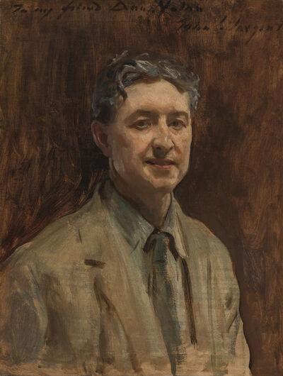 John Singer Sargent, 'Daniel Nolan', 1917