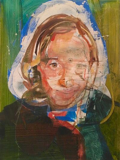 Karim Hamid, 'Portrait 48', 2019
