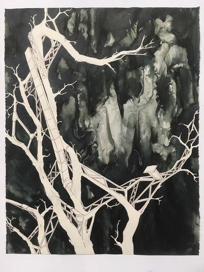 Nicola López, 'Ghost ll', 2019
