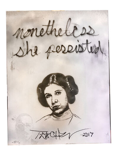 Teachr, 'She Persisted', 2017