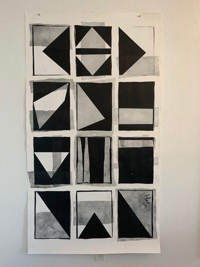 Ellie Fritz, 'Stacked Fragments', 2020