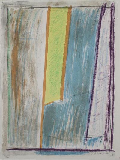 Albert Ràfols-Casamada, 'Interiors 9', 1982