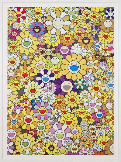 Takashi Murakami, 'An Homage to Monogold 1960 B', 2012