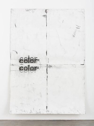 Tony Lewis, 'Color Roloc', 2014
