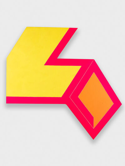 Frank Stella, 'Effingham II', 1966