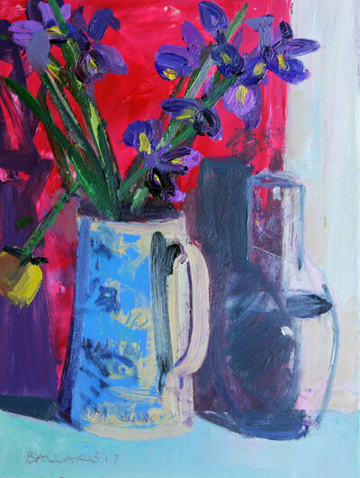 Brian Ballard, 'Jug On Red', 2017