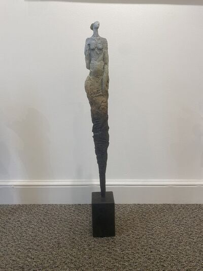 Gustavo Torres, 'Mujer Del Rio', ca. 21st Century