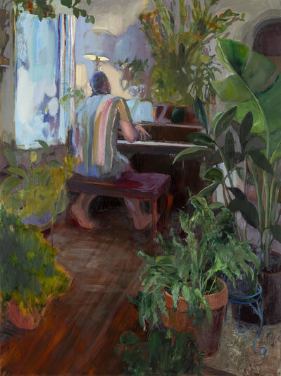 Emily LaCour, 'The Treehouse', 2021