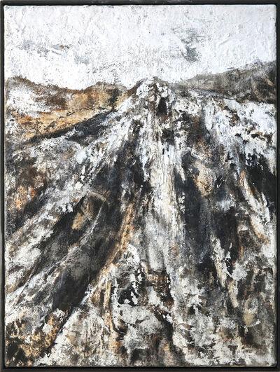 Jens Rausch, 'Geschichte eines Berges', 2019