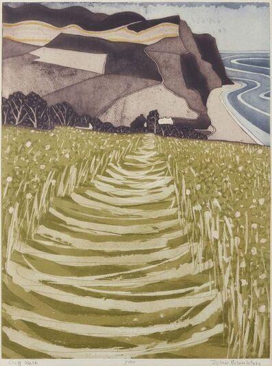 John Brunsdon, 'Framlingham Castle & Cliff Walk'