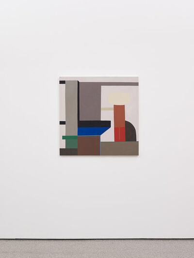 Nathalie Du Pasquier, 'Brr 10'