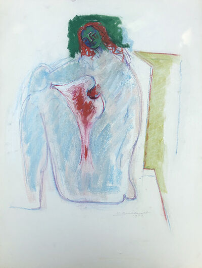 Hans Burkhardt, 'Untitled 052', 1972