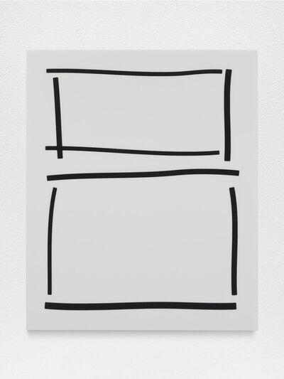 Gerwald Rockenschaub, 'Untitled / Ohne Titel', 2015