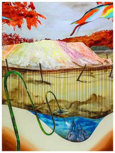 Chou Tai-Chun, 'Beyond the Mountains – The Awakening Earth', 2017