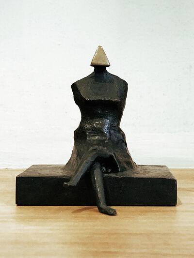 Lynn Chadwick, 'Miniature Figure III', 1986
