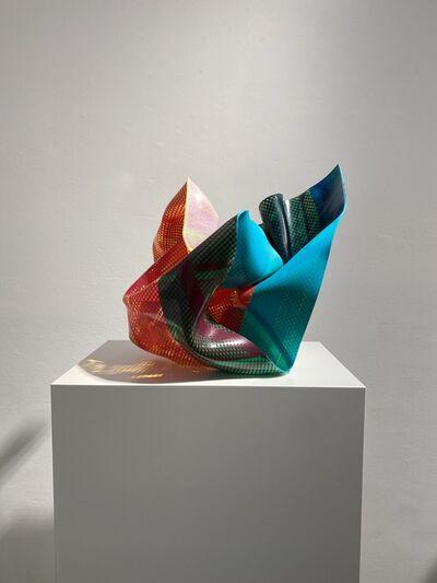 Paul Schwer, 'BAOZI FLUO 30-10/20-1', 2020