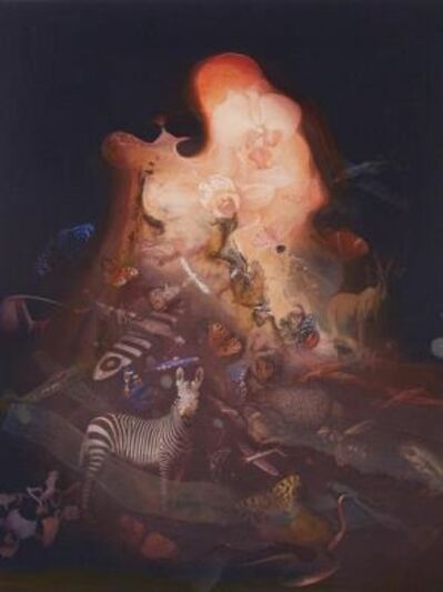 Masaki Yada, 'Subterranean World', 2014