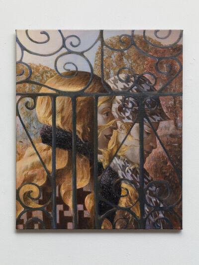Benjamin Senior, 'Dogtooth III', 2014