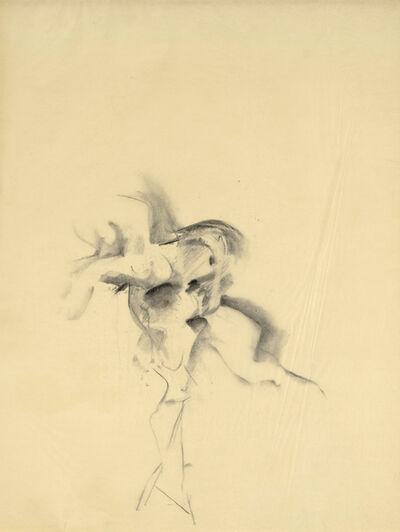 Willem de Kooning, 'Seated Woman', 1955
