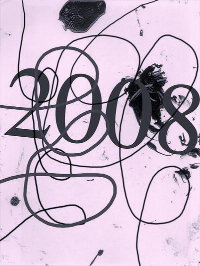 "Christopher Wool, '""Wool 2008"" for Parkett 83', 2008"