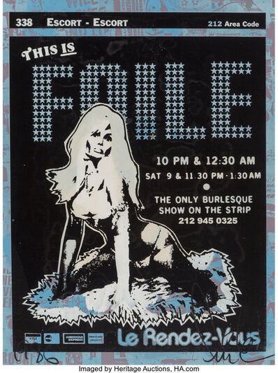 FAILE, 'This is Faile', 2008