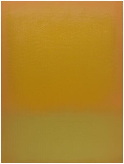 Sergio Lucena, 'Painting Landscape N°06, color landscape series', 2015