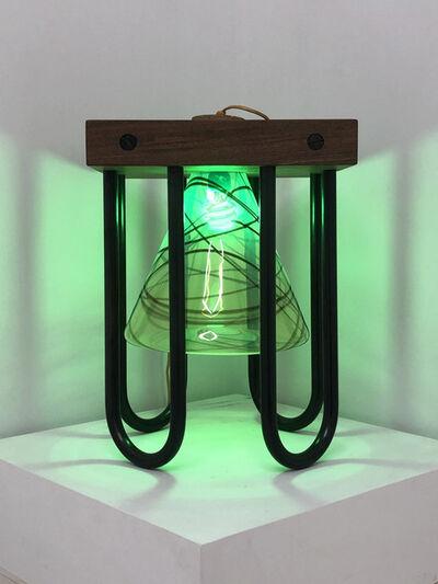 Elias Hansen, 'Light Scultpture', 2019