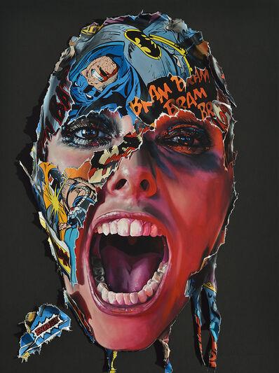 Sandra Chevrier, 'La Cage; s'échapper', 2018