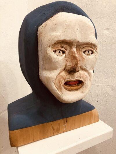 Matthew Dennison, 'Blue Hood', 2021