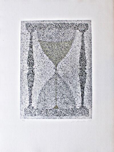 Ed Ruscha, 'Reloj de Arena (Hourglass) ', 1988