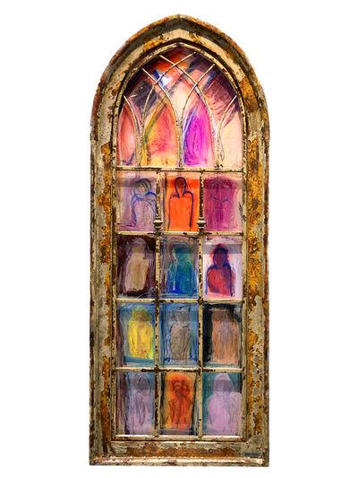 Humberto Poidomani, 'The Churches' Ghost 1', 2019