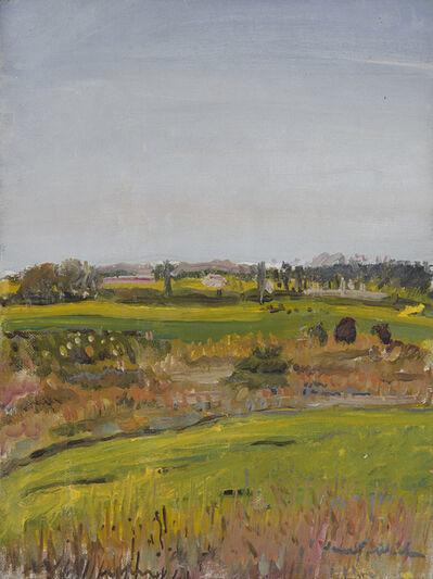 Jane Freilicher, 'Small Landscape', 1974