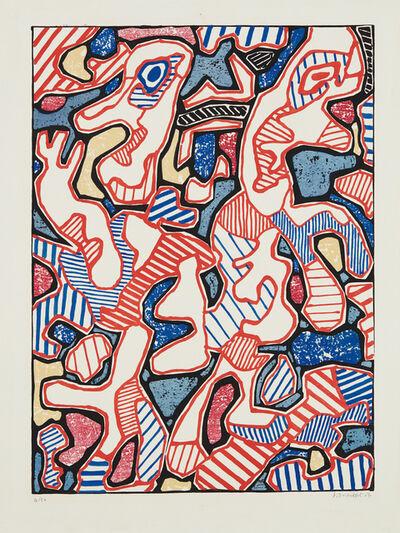 Jean Dubuffet, 'Affairements', 1964
