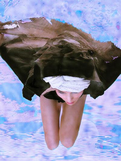 Lisa Holden, 'Blue Cape', 2003/2005