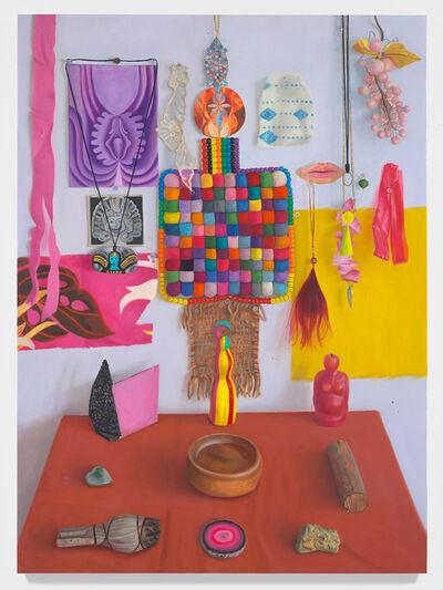 Clarity Haynes, 'Rainbow Altar (Spring into Summer)', 2019